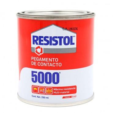 Resistol 5000 Pegamento De Contacto 1/4 Lt HENKEL
