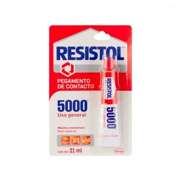 Resistol 5000 Pegamento De Contacto 21ML HENKEL