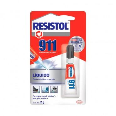 Resistol 911 Adhesivo Instantáneo HENKEL