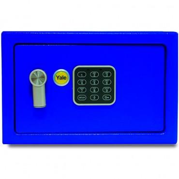 Caja fuerte Electrónica Azul Pequeña YALE