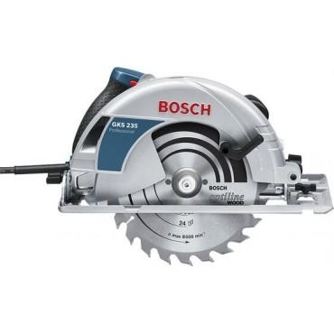 Sierra Circular Mod.060157A0G0 GKS 235 Bosch