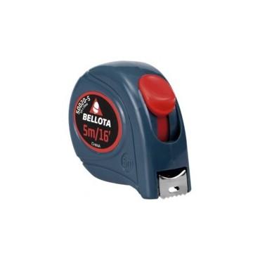 Flexómetro Doble Impresión    3 M BELLOTA 1