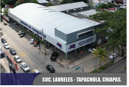 Sucursal Alumbrado, Tapachula, Chiapas.