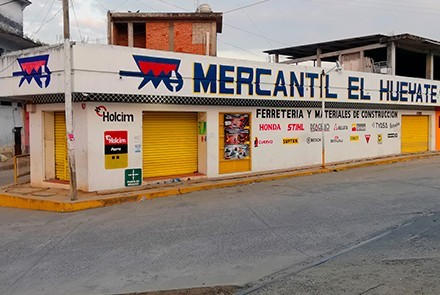 El Hueyate, Huixtla, Chiapas.