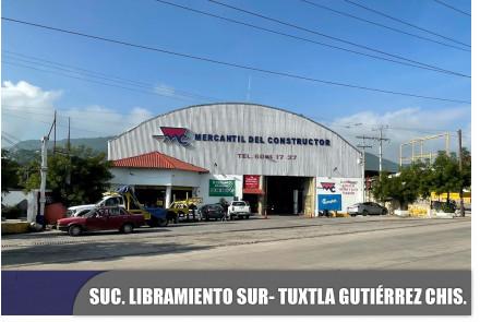 Libramiento Sur, Tuxtla Gutiérrez, Chiapas.